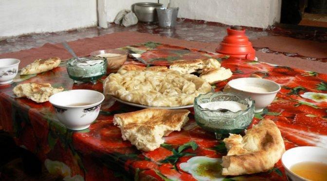 Kirgizi i my, czyli spożywanie w Kirgistanie