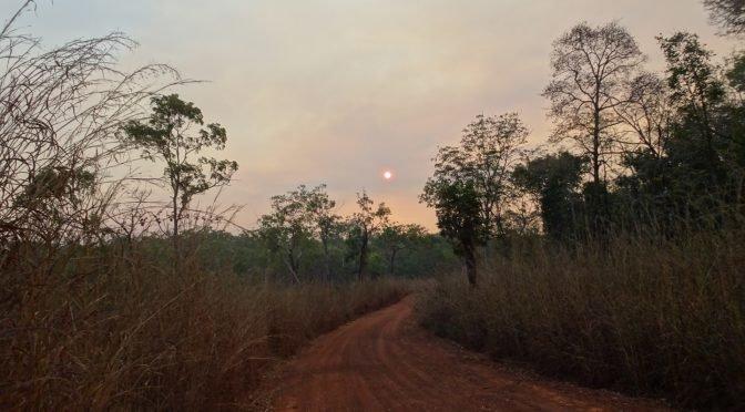 Przez Australię: Northern Territory dzień po dniu
